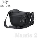 【ARC TERYX 始祖鳥 Mantis 2L 多功能腰包《黑》】25818/肩背包/隨身包/出國旅行