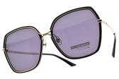 MOLSION 偏光太陽眼鏡 MS6063 C10 (黑金-紫) Angelababy代言摩登款 偏光墨鏡 #金橘眼鏡