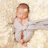 限定款攝影棚道具組新生兒攝影背景毯影樓兒童拍照毛毯滿月百天寶寶拍攝道具玫瑰花毯
