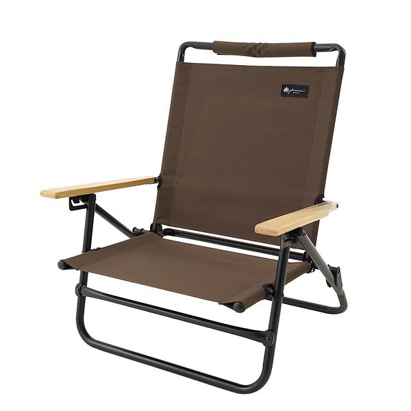 [好也戶外] LOGOS 野營椅Gran Basic高背壁爐椅 No.73172022