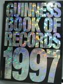 【書寶二手書T5/科學_ZCD】The Guinness Book of Records 1997_黑皮