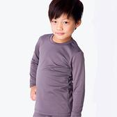 兒童保暖衣 發熱保暖 3M吸排技術 保暖衣 灰色