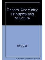 二手書博民逛書店《General chemistry, principles a