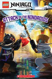 LEGO NINJAGO (樂高旋風忍者): ATTACK OF NINDROIDS