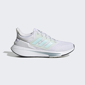 Adidas EQ21 Run [GZ2841] 女 慢跑鞋 運動 休閒 避震 透氣 路跑 再生材質 愛迪達 白綠