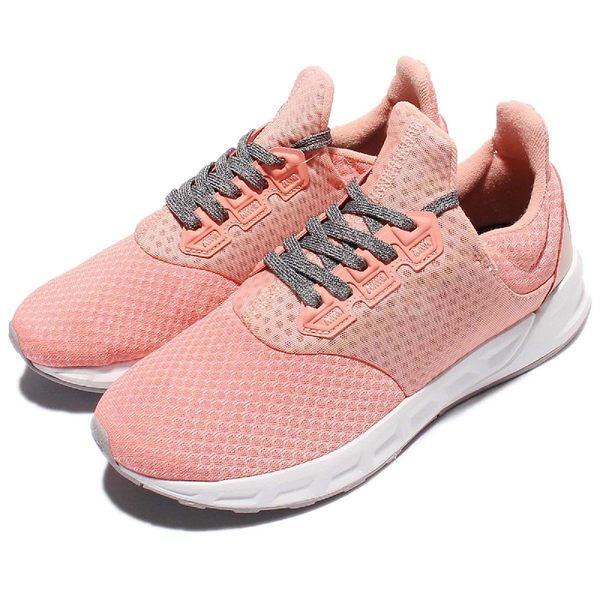 adidas 慢跑鞋 Falcon Elite 5 W 粉紅 白 基本款 休閒 運動鞋 女鞋【PUMP306】 BB4409