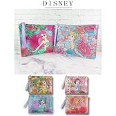 迪士尼公主花漾系列平版萬用包
