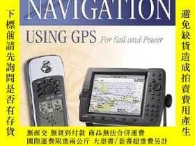 二手書博民逛書店Coastal罕見Navigation Using GPS: For Sail and Power-使用GPS進行