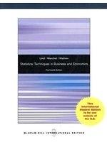 二手書博民逛書店 《Statistical Techniques in Business and Economics》 R2Y ISBN:007017220X│DouglasA.Lind