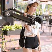 代步機 電動滑板車成人折疊迷你型兩輪代步代駕車超輕鋰電池電瓶車igo      時尚教主