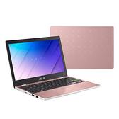 華碩 Laptop ( E210MA-0071PN4020 ) 11吋超值入門筆電(玫瑰金)【Intel Celeron N4020 / 4GB / 64G EMMC / W10】
