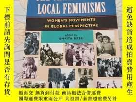 二手書博民逛書店THE罕見CHALLENGE OF LOCAL FEMINISM