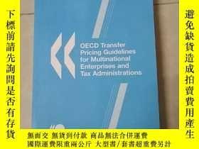 二手書博民逛書店Pricing罕見Guidelines for Multinational Enterprises and Tax
