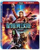 【停看聽音響唱片】【BD】星際異攻隊2 3D+2D 藍光限定版
