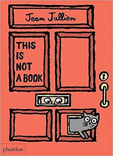 【扭轉創意】THIS IS NOT A BOOK /硬頁翻翻書《主題:想像力》 作者:Jean Jullien