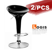 LOG-101 貝瑞絲吧台椅 吧檯椅 / 高腳椅 酒吧 餐廳 接待所 *2入組  (三色)
