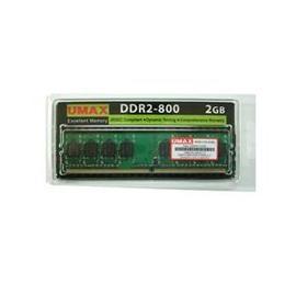 UMAX NB- DDR2 800 2GB 筆記型RAM