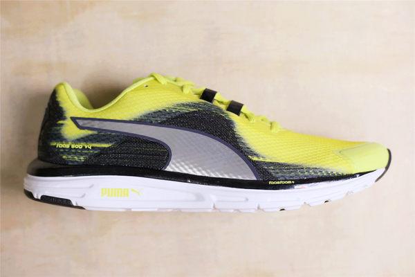 PUMA Faas 500 v4 螢光黃 黑漸層 男 透氣 慢跑鞋 (布魯克林) 18752507