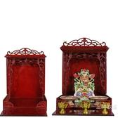 佛櫃吊櫃供奉台實木神龕供桌佛櫃現代簡約家用神台神桌牆壁掛式WY
