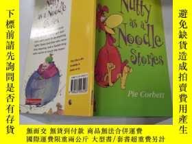 二手書博民逛書店nutty罕見as a noodle stories:像面條一樣瘋狂的故事Y212829