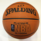 SPALDING  籃球 室內 NBA  7號   橘  黑 【運動世界】SPA82012
