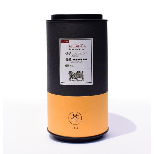 富生生 日月潭紅玉紅茶 台茶18號 自然農法 50g