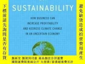 二手書博民逛書店Return罕見On Sustainability: How Business Can Increase Prof