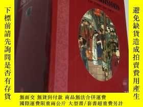 二手書博民逛書店A罕見Dream of Red Mansions(全四冊)Y19