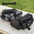 SPYWALK 多夾層型男款休閒腰包 NO:S9202