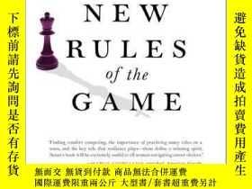 二手書博民逛書店英文原版罕見遊戲新規則:給職場女性的10大策略 New Rule
