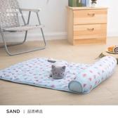寵物墊 西瓜夏季寵物貓咪墊子狗狗冰冷嚴選品質新品祛熱降溫睡覺涼感床