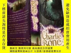二手書博民逛書店charlie罕見bone and the time Twister 查理·博恩和時間扭曲器...Y20039