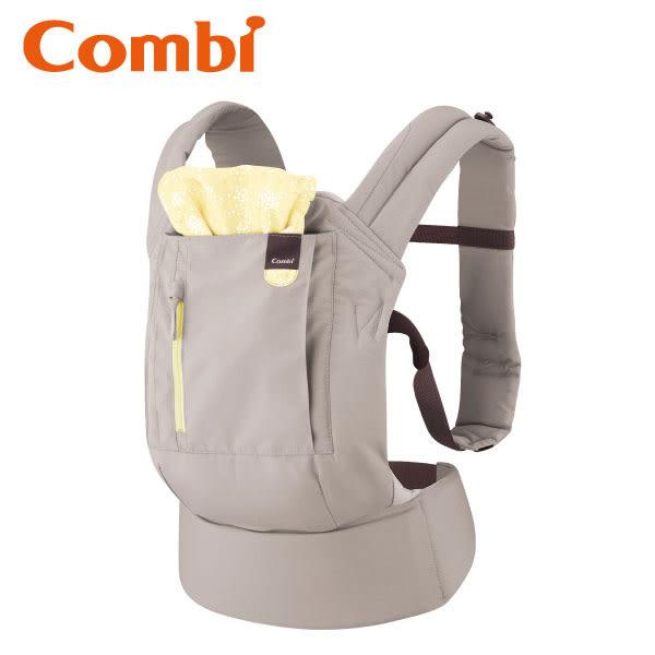 康貝 Combi Join 舒適減壓腰帶式背巾 冰霜灰