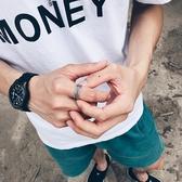 戒指男復古麻繩指環霸氣學生【奇趣小屋】