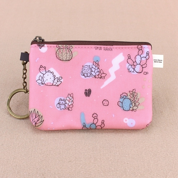 雨朵防水包 U027-050 小零錢包
