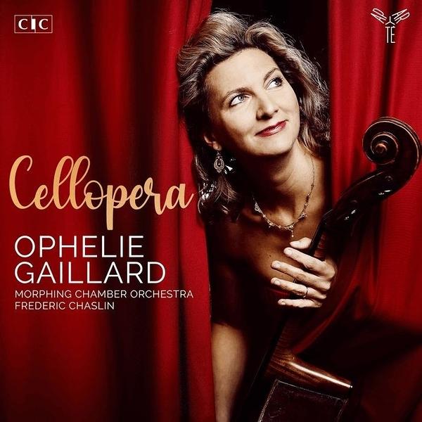 【停看聽音響唱片】【CD】歌劇琴韻 歐菲莉.蓋雅爾 大提琴 費德里克.查斯林 指揮 變形室內樂團