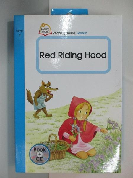 【書寶二手書T1/語言學習_DMY】Red Riding Hood