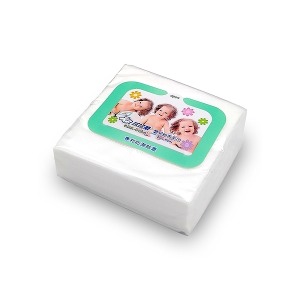 拭拭樂 嬰兒紗布毛巾(20抽)【小三美日】