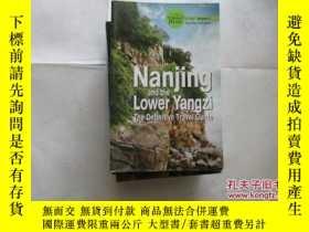 二手書博民逛書店NANJING罕見AND THE LOWER YANGZI TH