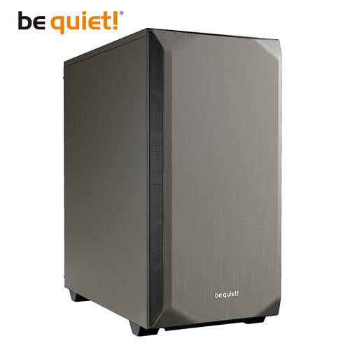 【德隆】Be quiet! PURE BASE 500 ATX 靜音電腦機殼(灰)【刷卡分期價】