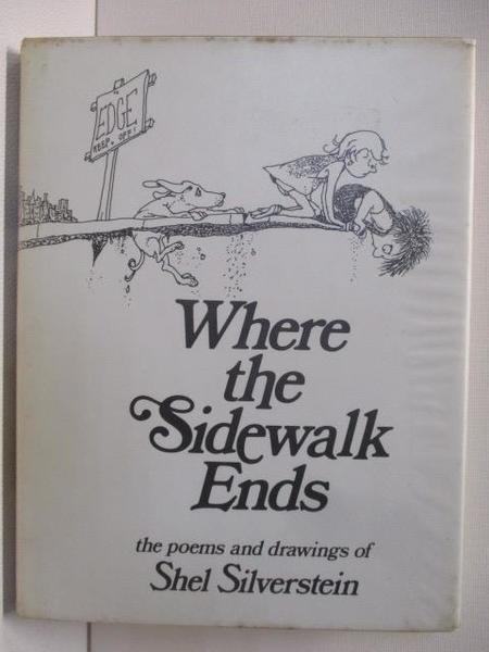【書寶二手書T1/少年童書_J6Y】Where the Sidewalk Ends