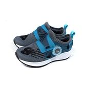 New Balance FUEL CORE 運動鞋 懶人鞋 灰/藍 童鞋 PKRVLGB2-W no904