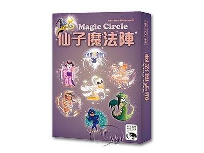 『高雄龐奇桌遊』 仙子魔法陣 Magic Circle 繁體中文版 正版桌上遊戲專賣店