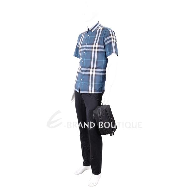 PRADA 經典三角牌尼龍萬用盥洗手拿包(黑色) 1830050-01