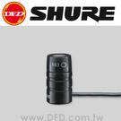 舒爾 SHURE WL183 全向領夾式話筒 公司貨
