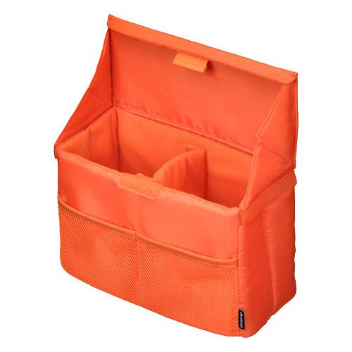 ◎相機專家◎ HAKUBA FOLDING INNER SOFT D款 橘色 相機內袋 內套 公司貨 HA33662CN