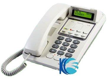 聯盟 ISDK-4TDL(2.0)  4外線背光顯示型數位電話機-[總機系統  企業電話系統]-廣聚科技