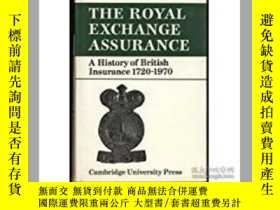 二手書博民逛書店The罕見Royal Exchange Assurance: A