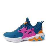 Nike React Presto GS [BQ4002-300] 大童 運動 慢跑 舒適 輕量 透氣 避震 情侶 藍粉