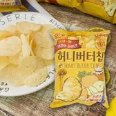 韓國蜂蜜奶油洋芋片(60g)小包裝(海太HAITAI製作)【庫奇小舖】 Calbee蜂蜜洋芋片